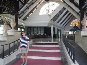 Narsis di Lobby Hotel