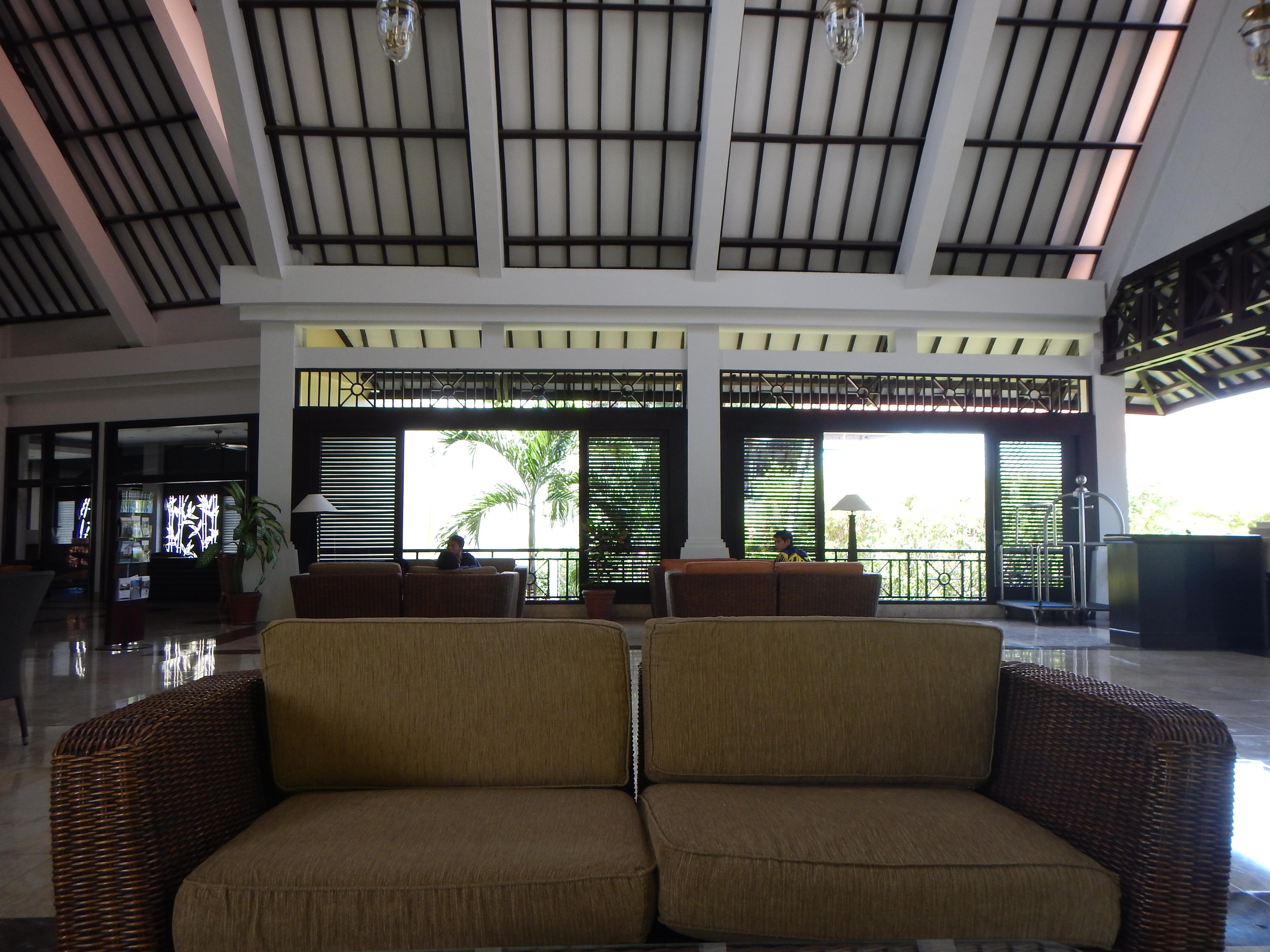 lobby Santika Cirebon