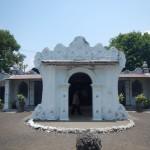 bangunan utama Keraton