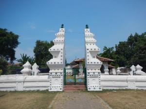 Gerbang Keraton Kanoman