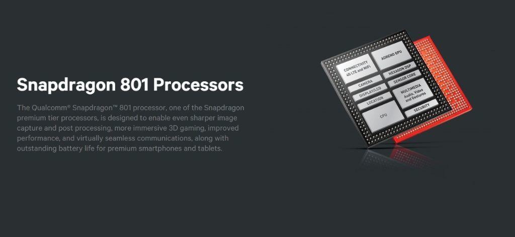 Snapdragon 801 processor