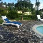 kolam renang Hotel Astura