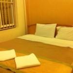 ini kamar pribad di Hotel