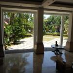 Pemandangan dari lobby