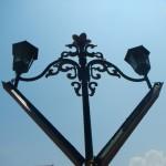 lampu jalan klasik