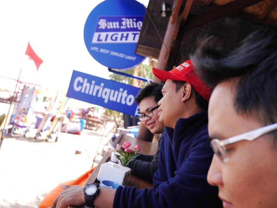 Chiriquito restaurant