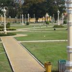 taman depan palace